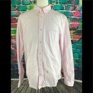 Diesel Button Front Shirt Pink 2XL Only The Brave